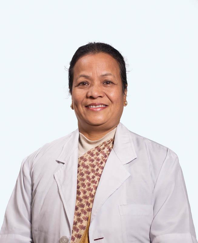 Nirmala Manandhar
