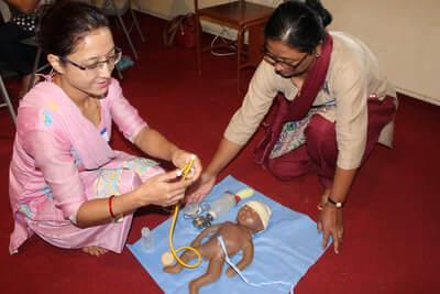 helping babies medical camp