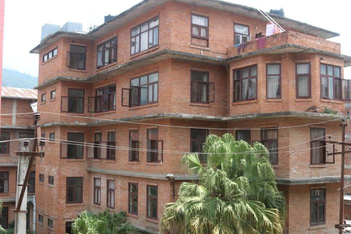 College of Nursing and Hostel